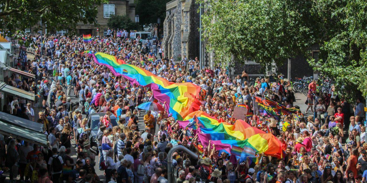 Help plan Norwich Pride 2019