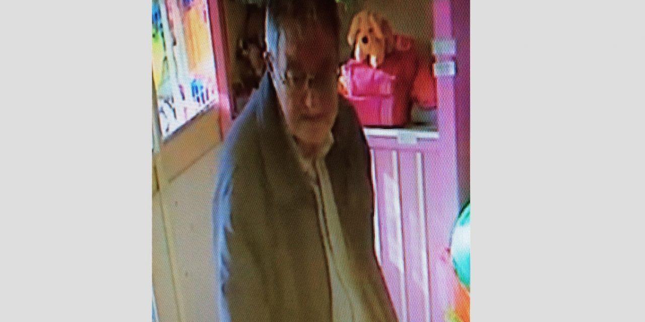Lowestoft – Missing man