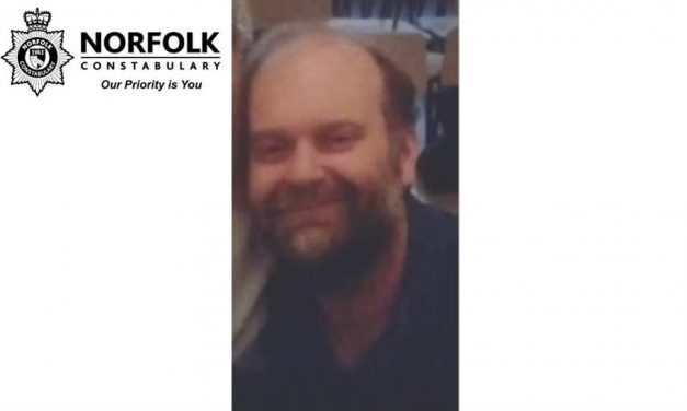 Appeal to trace man missing from North Walsham