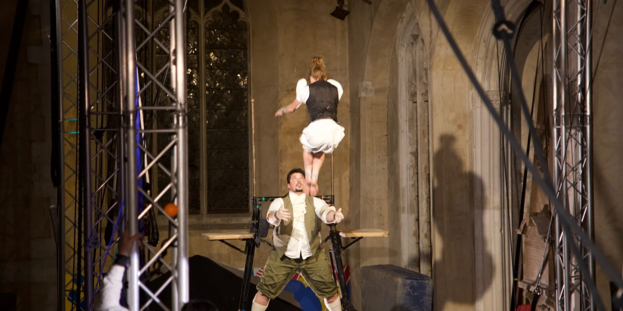 Norwich Eye reviews The Baron in the Trees