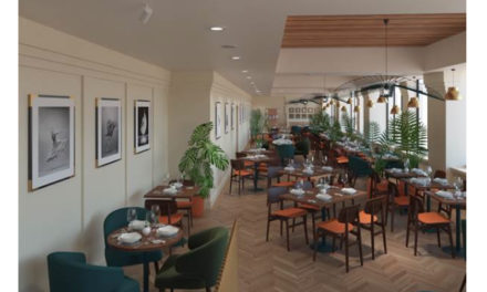 Stylish And Relaxed Atmosphere As Restaurant Prepares To Re-Open