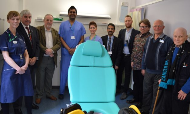 New service begins for patients with suspected prostate cancer