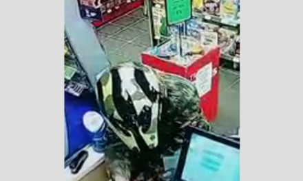 CCTV released following armed robbery
