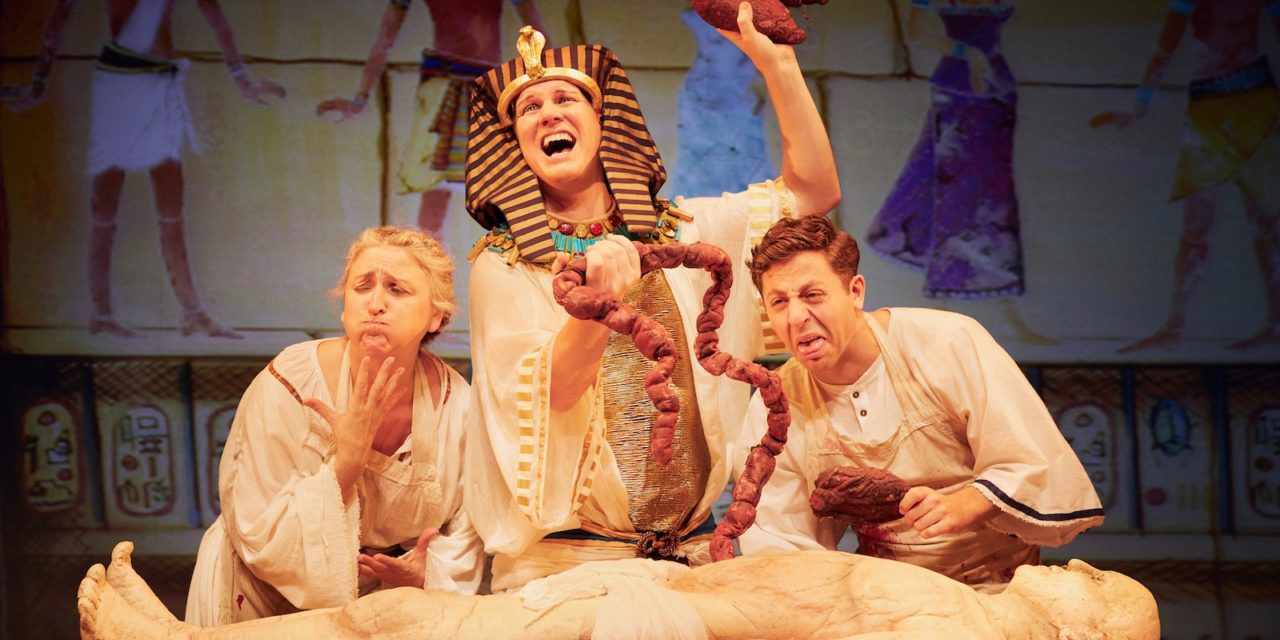 Norwich Eye reviews Horrible Histories – Awful Egyptians