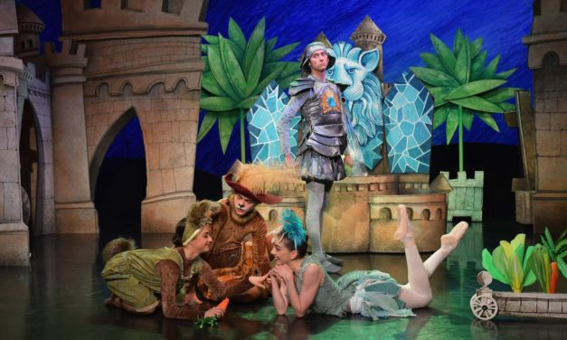 Norwich Eye reviews Puss in Boots by Northern Ballet