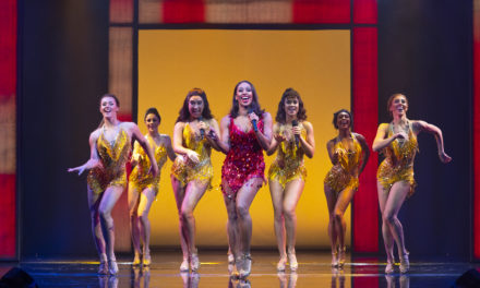 Norwich Eye reviews The Bodyguard