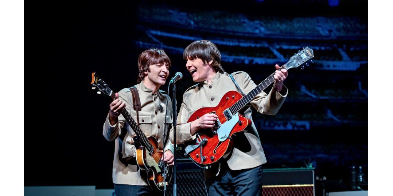 Norwich Eye reviews Let It Be at Norwich Theatre Royal
