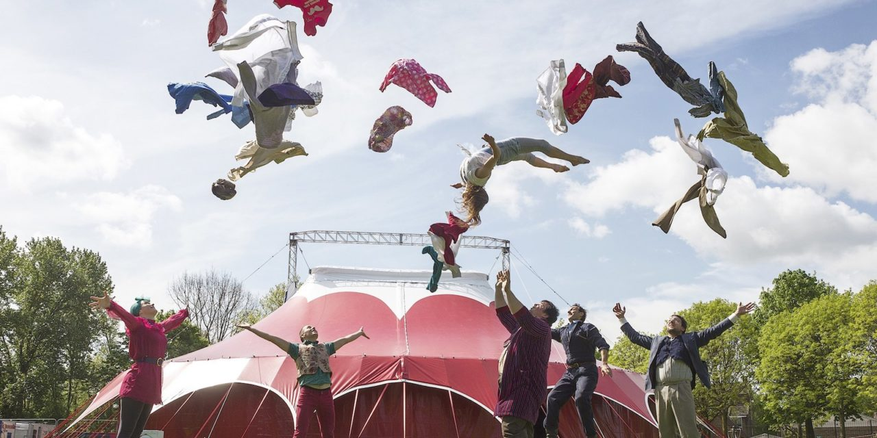 Roll up, roll up! The circus is coming back soon to Chapelfield Gardens