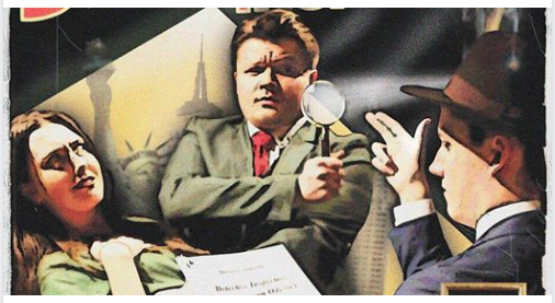 Norwich Eye reviews The Defective Inspector