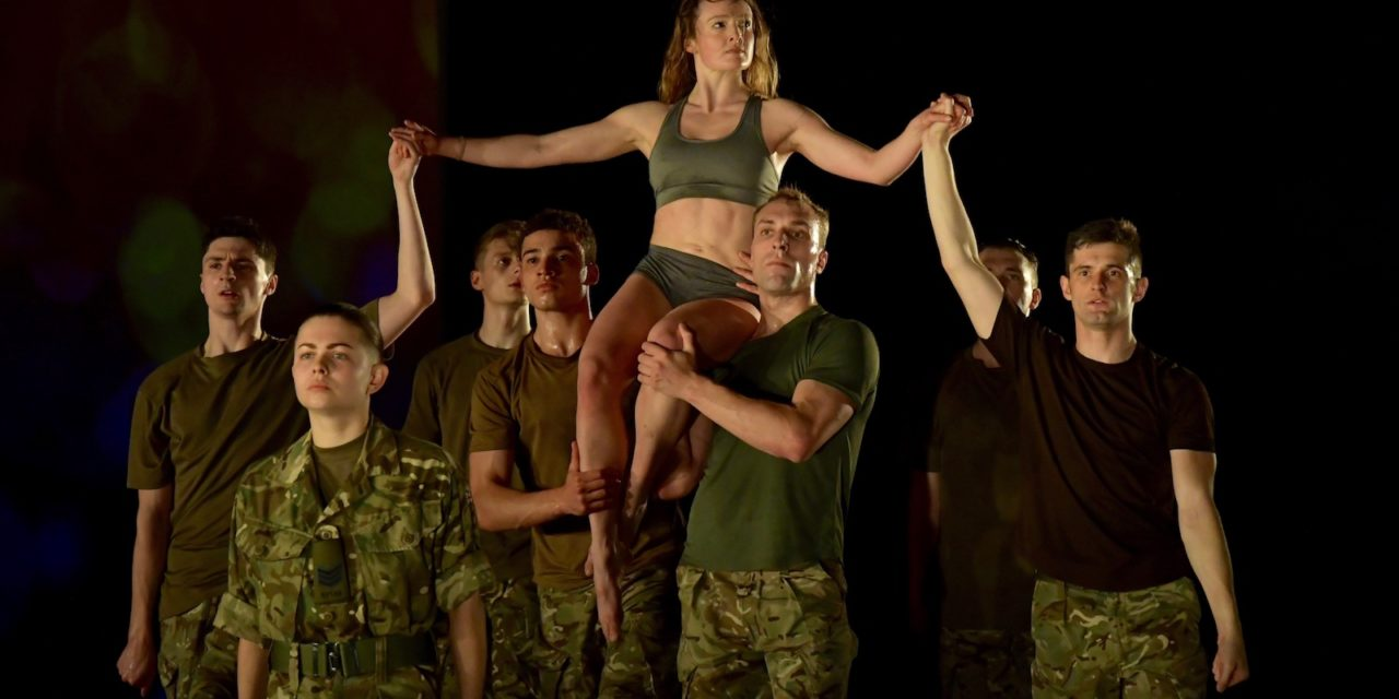 Norwich Eye reviews 10 Soldiers at Norwich Theatre Royal