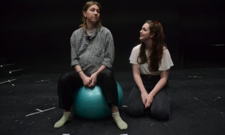 Norwich Eye reviews Play Before Birth
