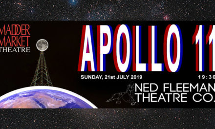 "LOCAL THEATRE COMPANY'S EDINBURGH FRINGE DEBUT – ""APOLLO 11"""