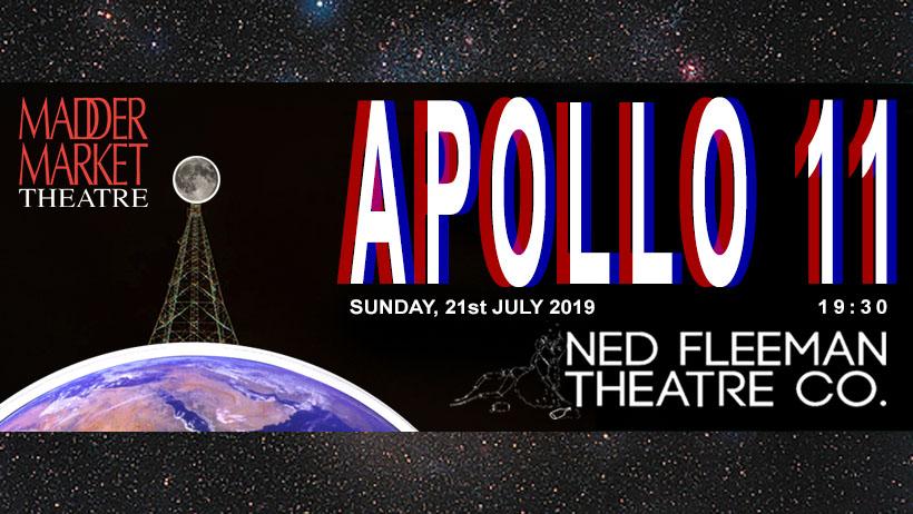 """LOCAL THEATRE COMPANY'S EDINBURGH FRINGE DEBUT – """"APOLLO 11"""""""