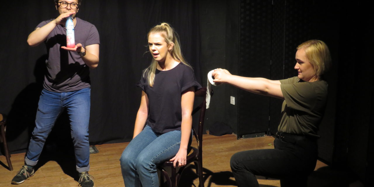 Norwich Eye reviews Bodily Functions and Where to Find Them by Amplify Theatre