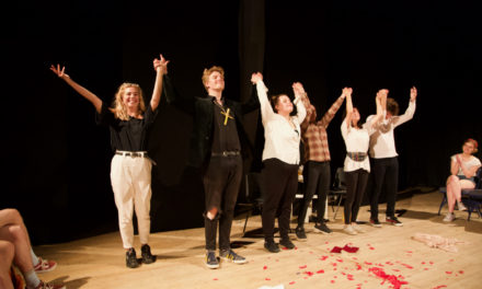 Norwich Eye reviews Bottoms Up by Minotaur Theatre