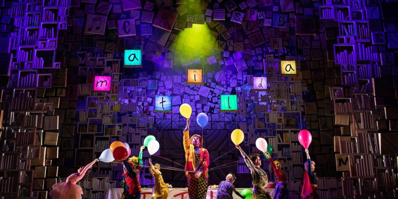 Norwich Eye reviews Matilda The Musical