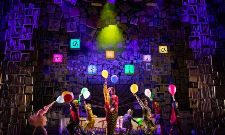 Norwich Eye reviews Matilda The Musical