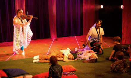 Norwich Eye reviews A Midsummer Night's Nap