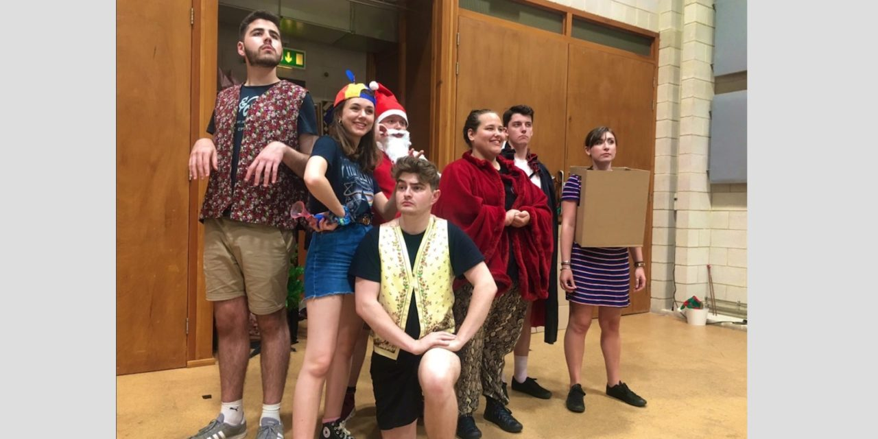 Norwich Eye reviews two Laughing Mirror productions: White Girls and Seasoned Professionals
