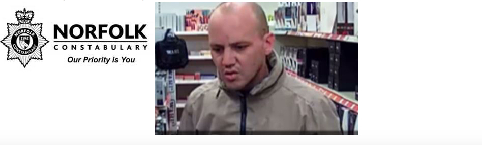 CCTV Appeal – Barkers Hairdressing, Norwich