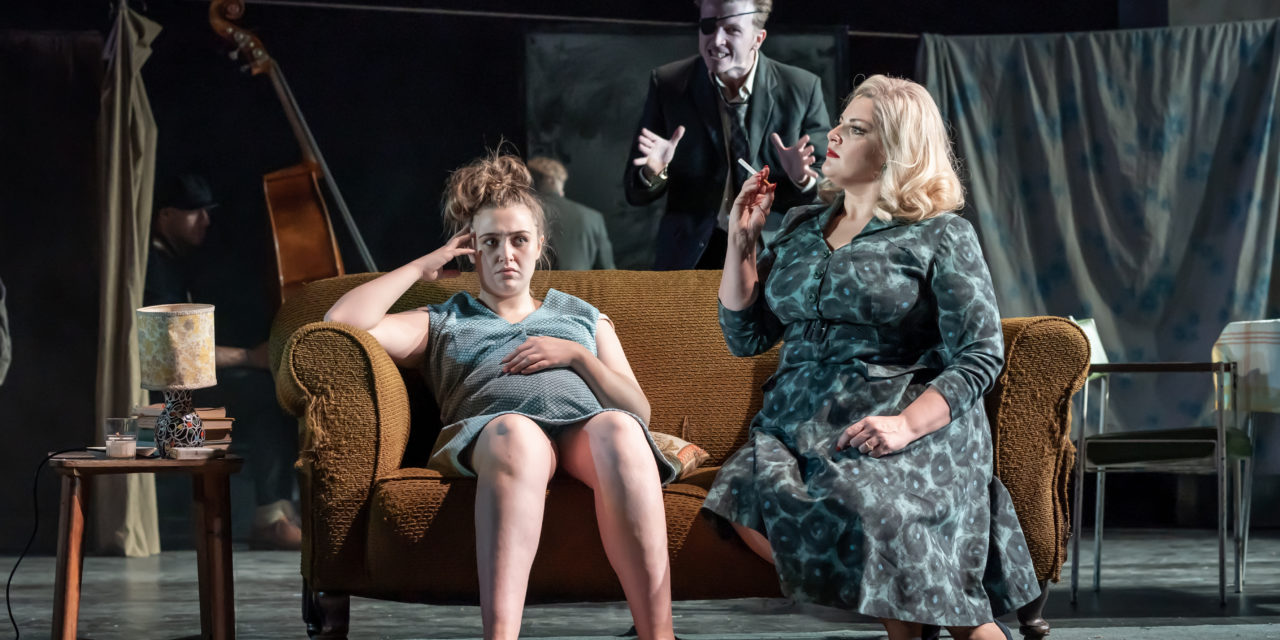 Ground-breaking drama from National Theatre