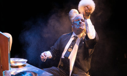 Norwich Eye reviews Acephalous Monster at the NAC