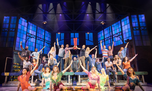 Norwich Eye reviews Kinky Boots