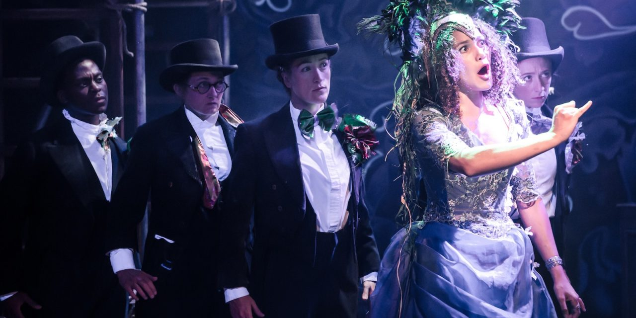 Norwich Eye reviews A Midsummer Night's Dream by The Watermill Theatre