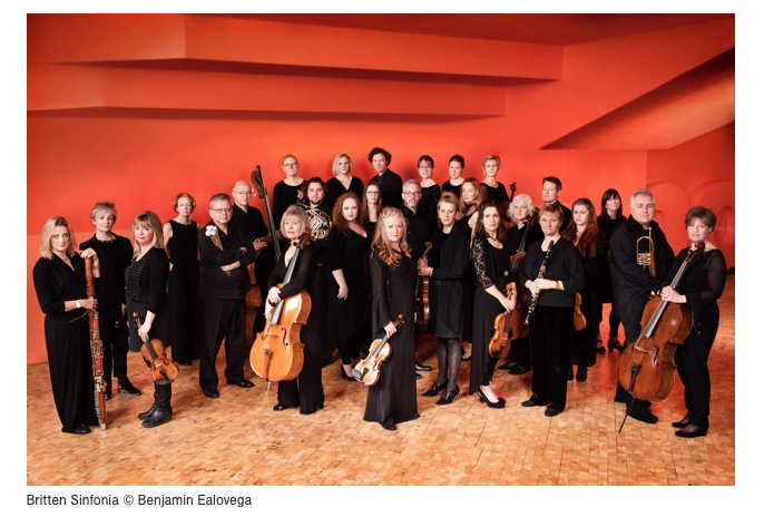 Norwich Eye reviews The Britten Sinfonia – Eight Seasons