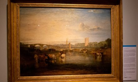 Important early painting by JMW Turner saved for the nation  goes on display at Norwich Castle Museum & Art Gallery
