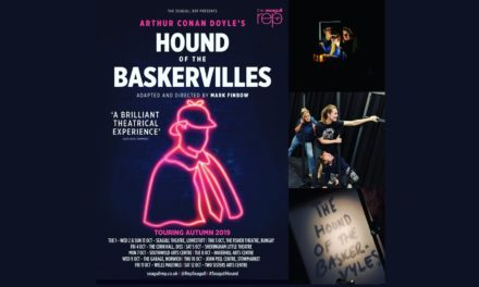 Norwich Eye reviews Hound of the Baskervilles by Seagull Rep