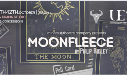 Norwich Eye reviews Moonfleece by Minotaur Theatre Company