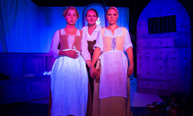 Norwich Eye reviews Sisterhood by Kriya Arts