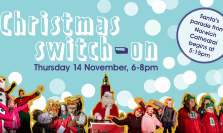 Premier line up for Norwich Christmas switch-on revealed