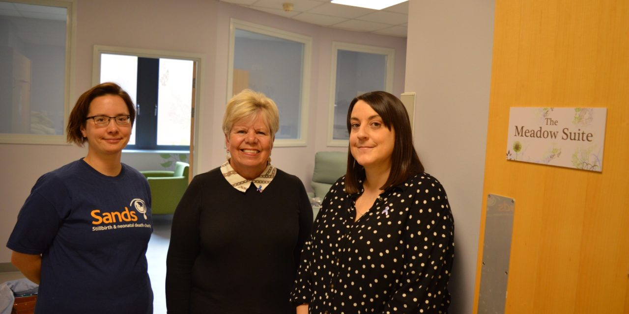 New bereavement suite for families going through baby loss