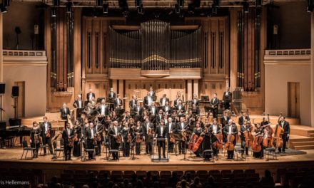 Norwich Eye reviews The Flanders Symphony Orchestra and Miloš Karadaglić