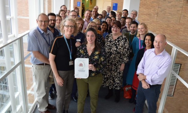 National accreditation recognises innovation of NNUH Anaesthetics Department