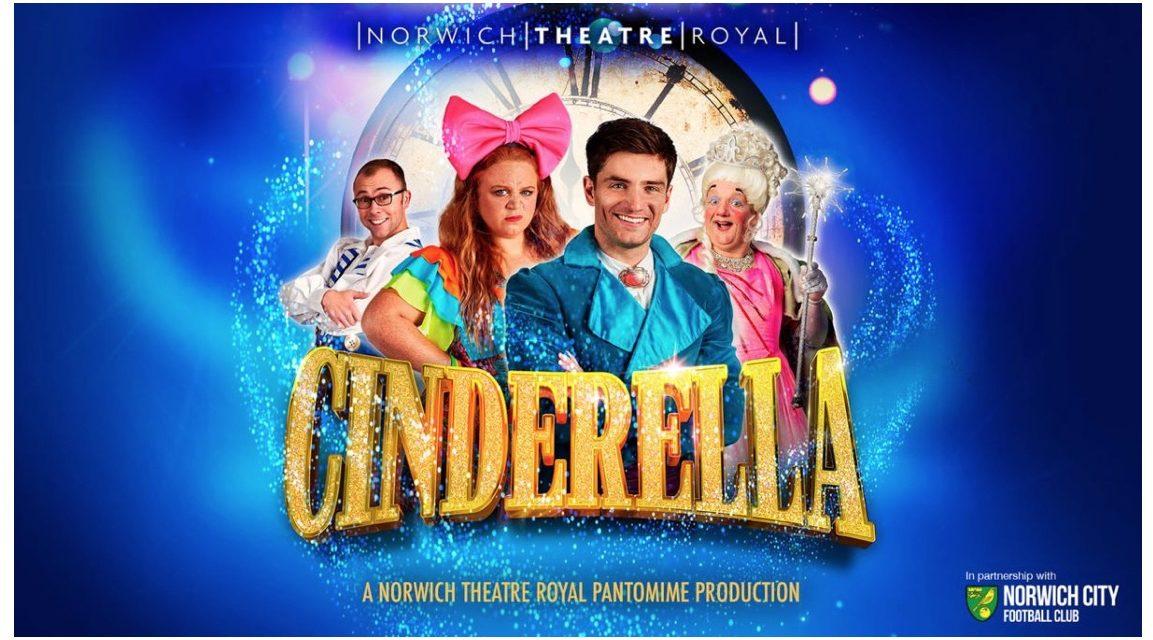 Norwich Eye previews Cinderella at Norwich Theatre Royal