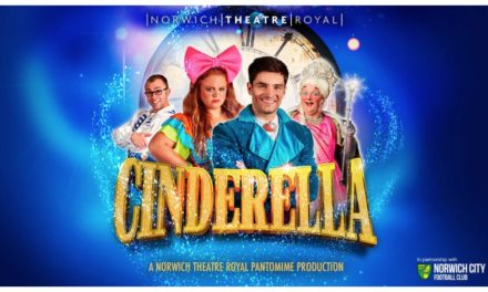 Norwich Eye reviews Cinderella at the Theatre Royal