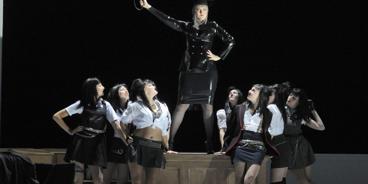 Norwich Eye reviews L'elisir d'amore, Rigoletto and Rinaldo by Glyndebourne
