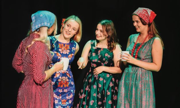 Norwich Eye reviews the UEA Wertenbaker Season plays