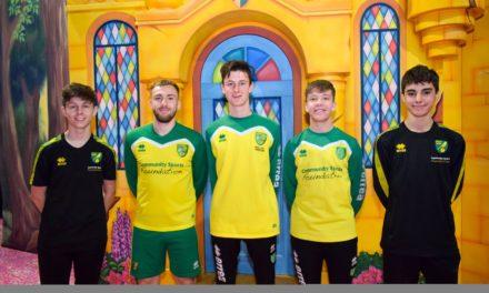 Future Footballers Get A Taste Of Performing Life