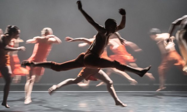Norwich Eye reviews Rambert2 19/20 at Norwich Playhouse