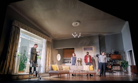 Norwich Eye reviews Dial M For Murder
