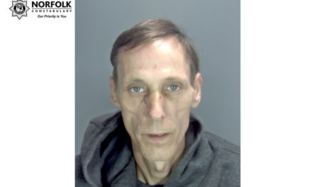 Man sentenced for burglaries, Norwich