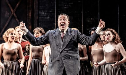 Norwich Eye reviews Curtains at Norwich Theatre Royal