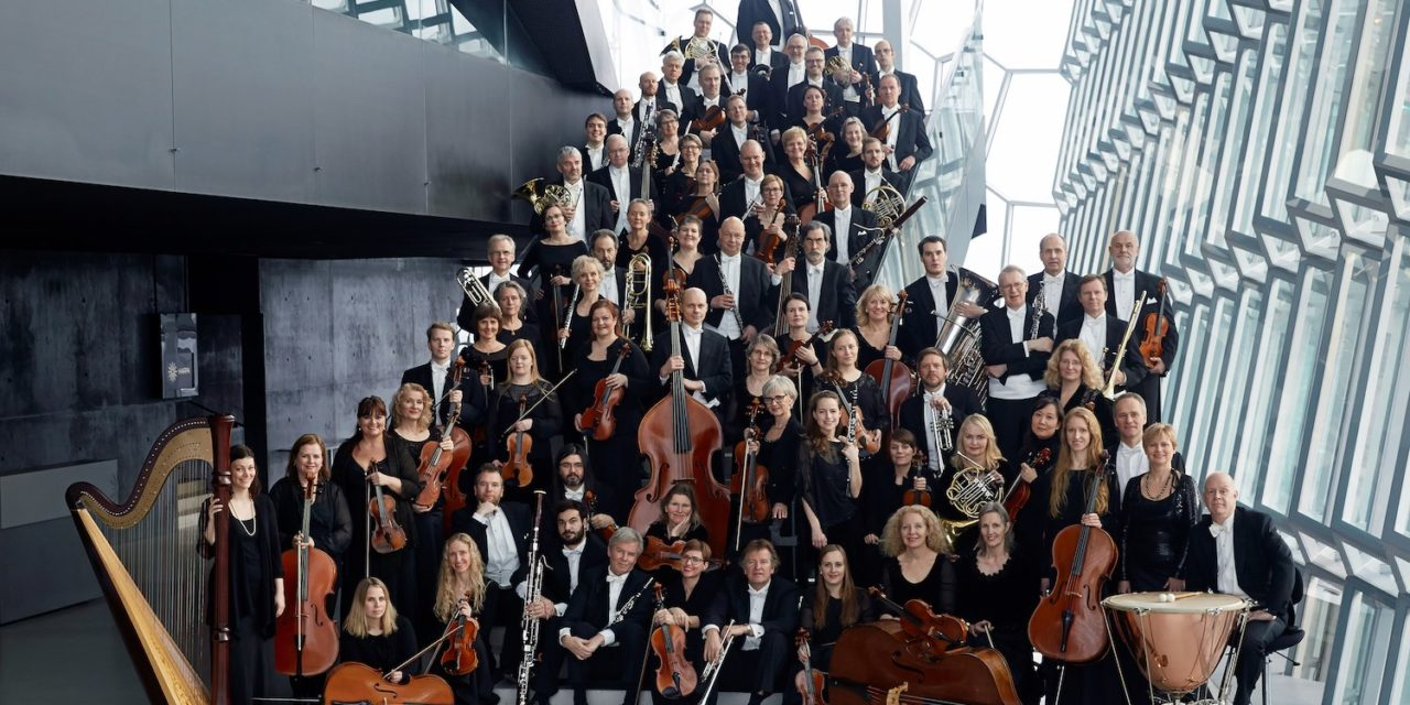 Norwich Eye reviews the Iceland Symphony Orchestra