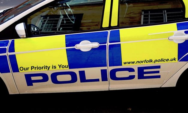 Appeal for witnesses after petrol poured through letterbox – Norwich