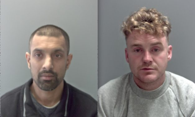Men sentenced after night of violence