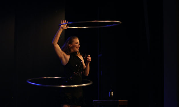 Learn circus skills online from Norwich during the lockdown